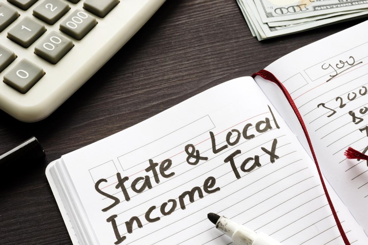 Salt Tax deductions
