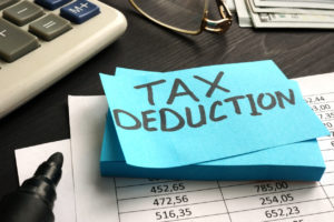Tax deduction bergen county nj